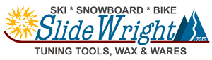 SlideWright Ski & Snowboard Tools, Wax & Wares