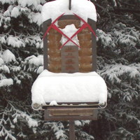 image of Colorado Ski Resorts Powder Level Cameras-Telluride Snow Level
