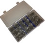Binding Freedom SS Pozi M5 350 Piece Screw Kit-25 ea of 14 Sizes