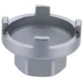 IceToolz-09E1-BMX Freewheel Remover 4-Prong