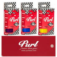 "Purl ""All Season"" 3 Pack with Scraper, Ski and Snowboard Wax"