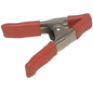 Side Edge Bevel Guide Spring Clamp