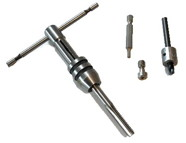 5mm Stainless Steel Threaded Insert Installation Kit2