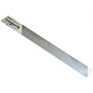 "Tools4Boards Swiss Made Chrome Professional File 8""/200mm - 2Nd Cut"